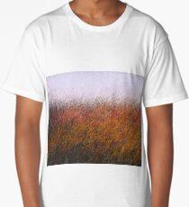 Sunset grass Long T-Shirt