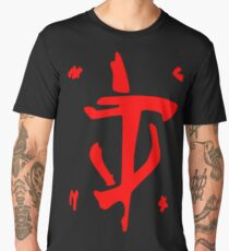 Mark of the Doom Slayer - Red Men's Premium T-Shirt