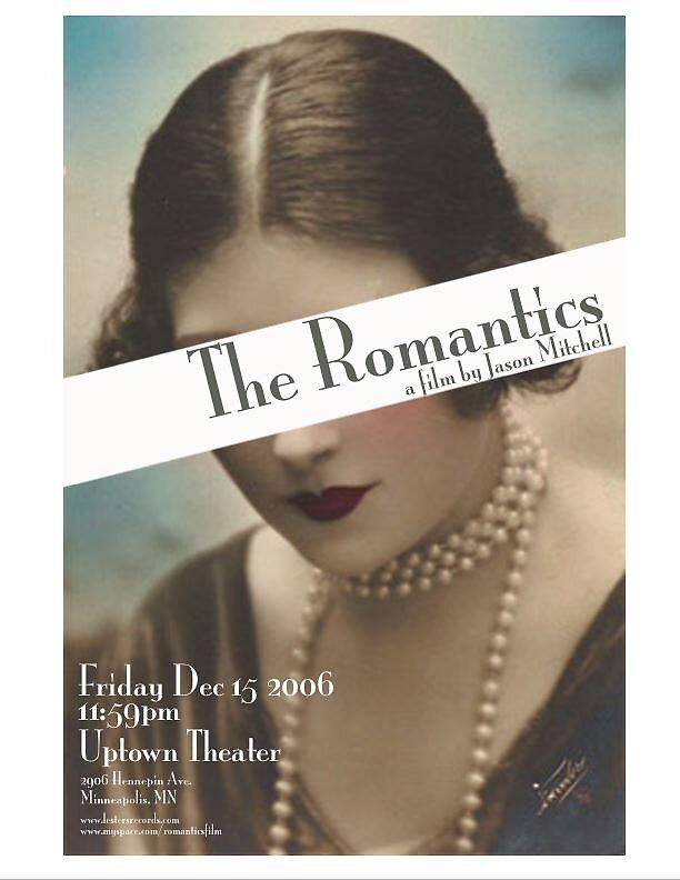 The Romantics Movie Poster (version 1) by AGoodman
