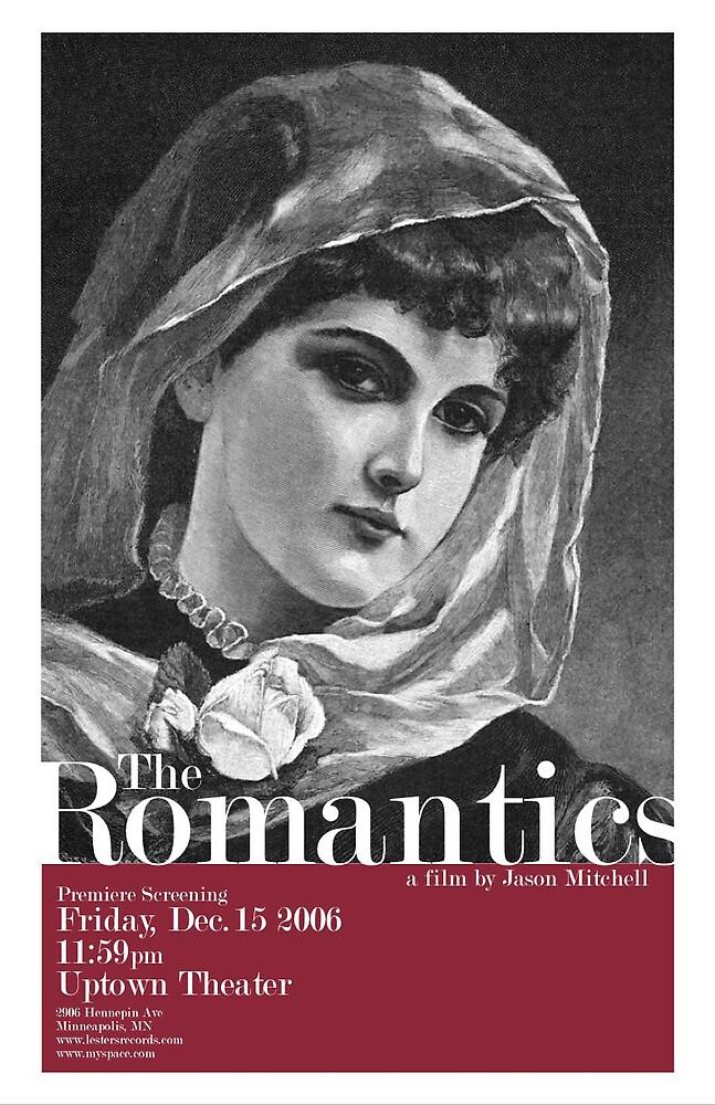 The Romantics Movie Poster (version 3) by AGoodman