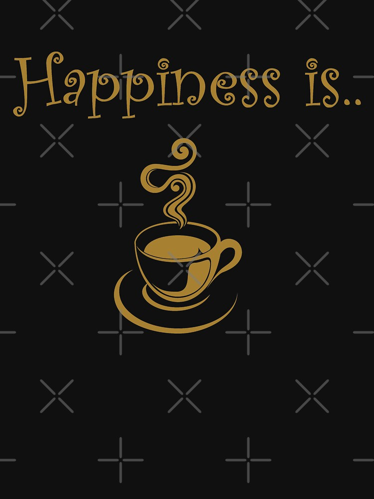 Happiness Is Coffee by goodspy