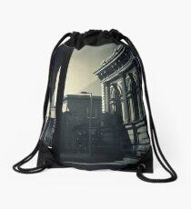 Intersection Drawstring Bag