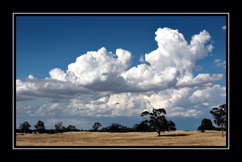 Clouds by WiseWanderer