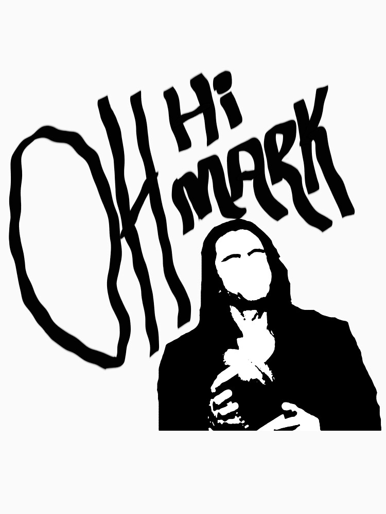 Oh Hi Mark by ArloBeckett