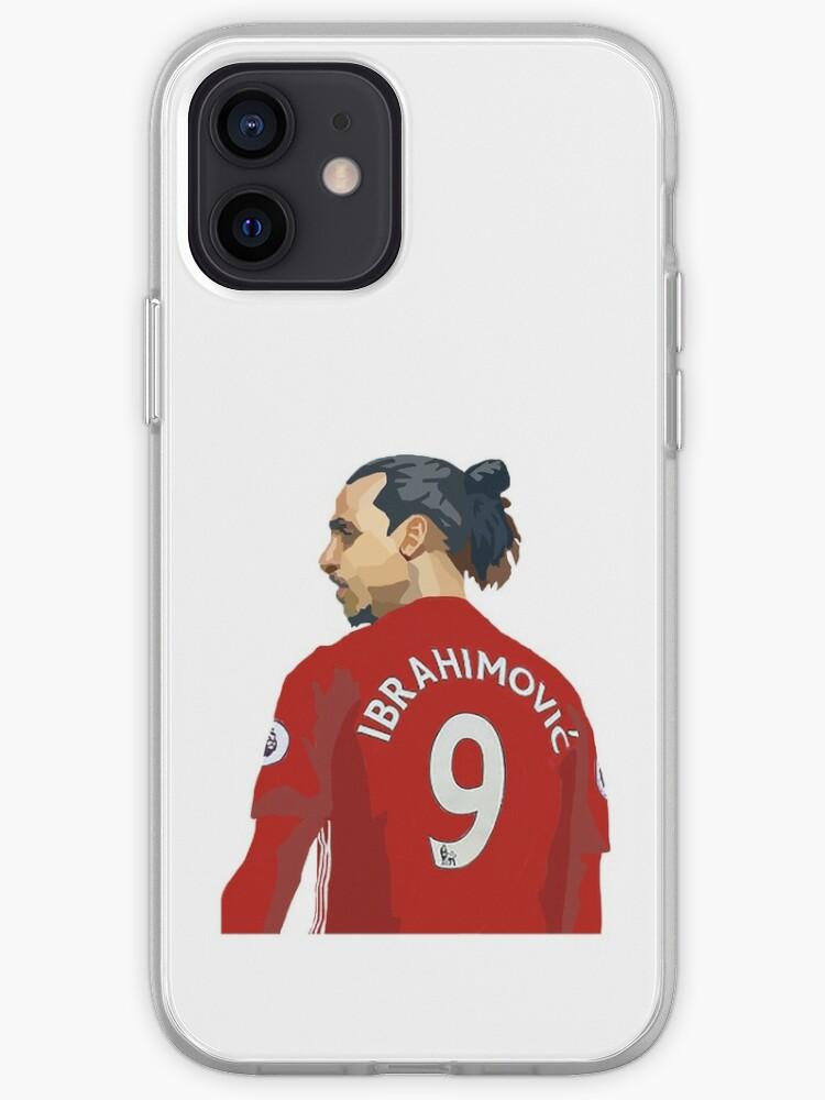 Zlatan Ibrahimovic Pop Art   iPhone Case & Cover