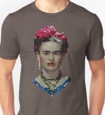 Frida en Puntos Unisex T-Shirt