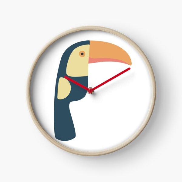 Toucans Clock