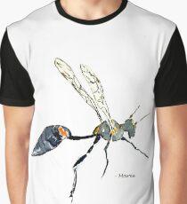 Mud dauber wasp Graphic T-Shirt