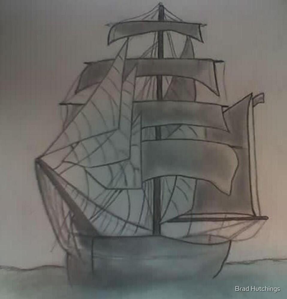 Sail.... by Brad Hutchings