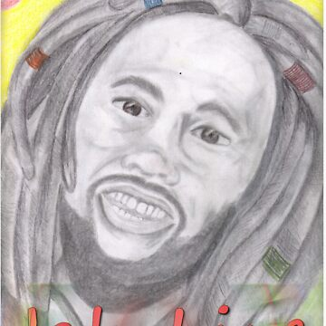 Jah Live T-Shirt by dizzimamma
