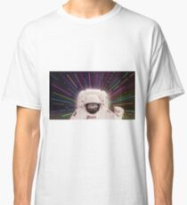 Sloth in outerspace Classic T-Shirt