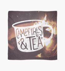 CAMPFIRES & TEA Scarf