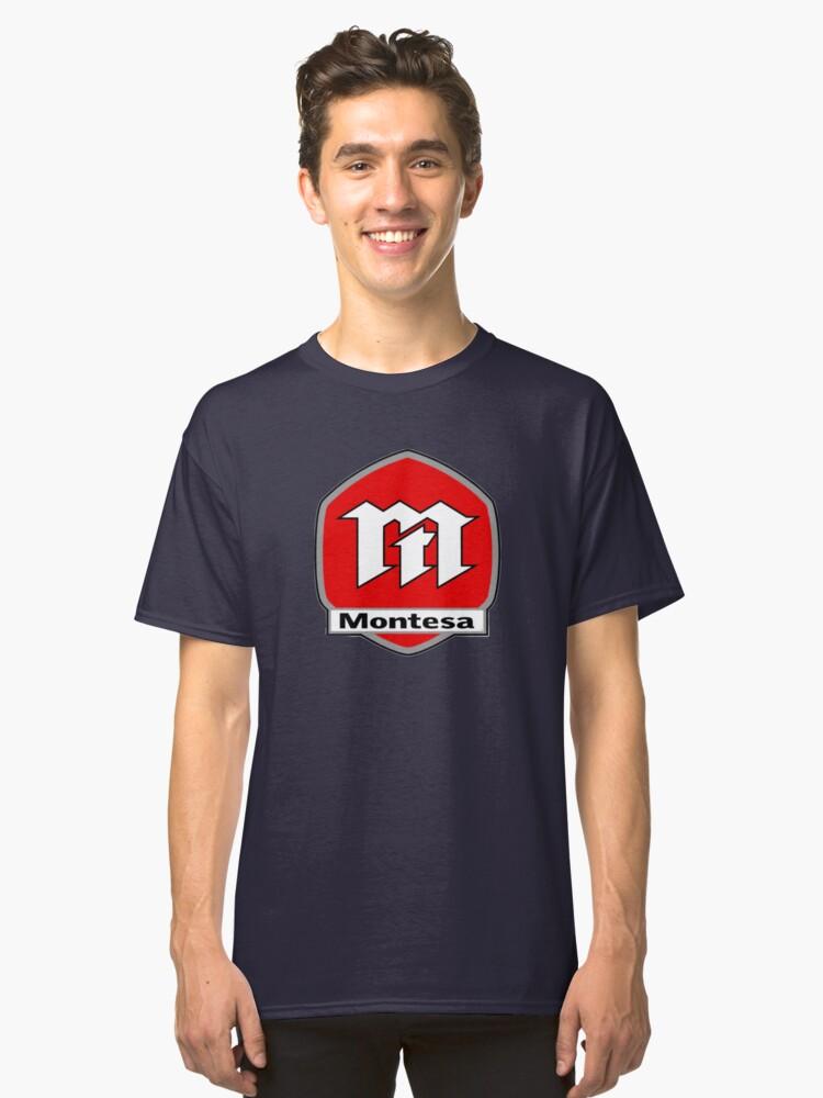 MONTESA Classic T-Shirt Front