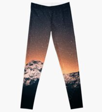 Legging Noche de Star Mountain Milky Way