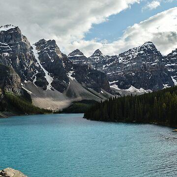 Parque Nacional de las Montañas Rocosas Blue Lake de TravelDream