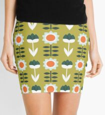 Set Sun Olive Mini Skirt