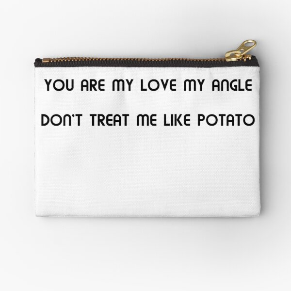 ENGRISH - YOU ARE MY ANGLE Zipper Pouch
