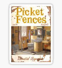 Picket Fences #03 Sticker