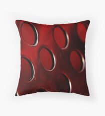 Holes Throw Pillow