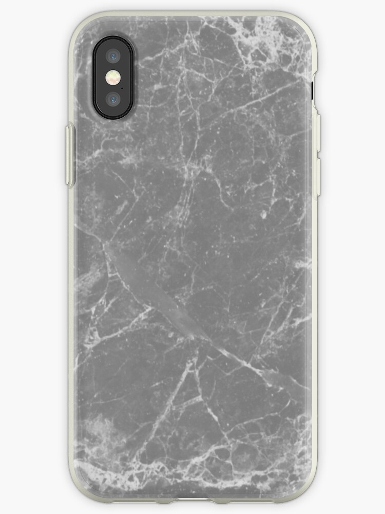 Gray Grey Marble Real by naturemagick