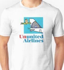 United Airlines new logo Unisex T-Shirt