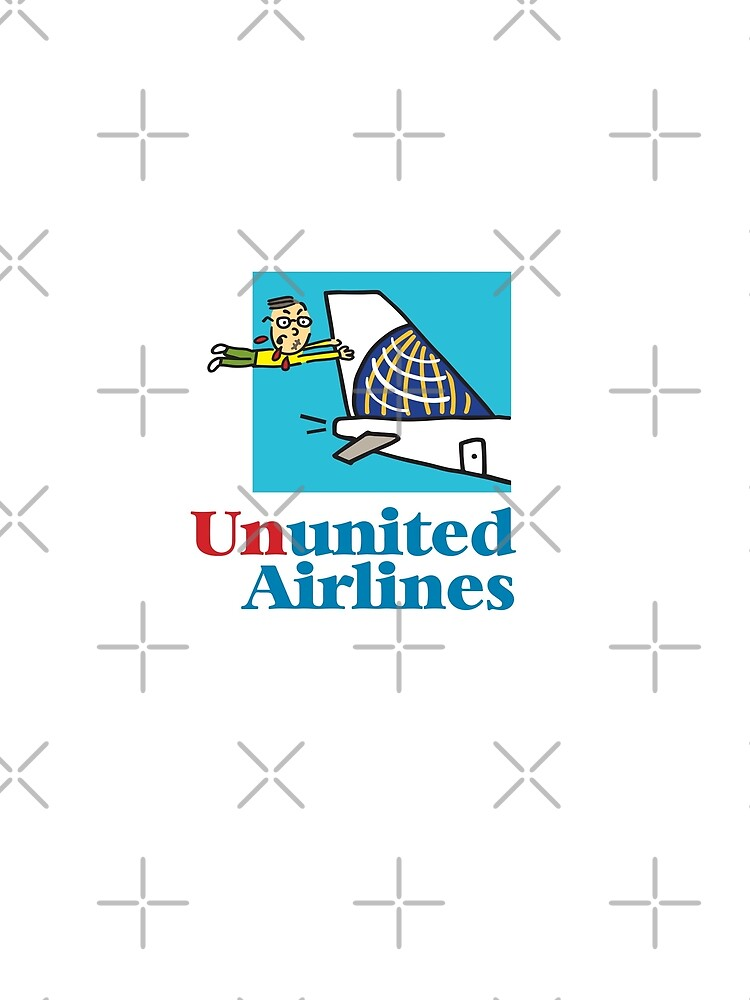 united airlines new logo graphic t shirt by happysketchy redbubble