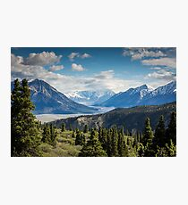 Forest Mountains River National Park Nature Photography Wall Art Photographic Print