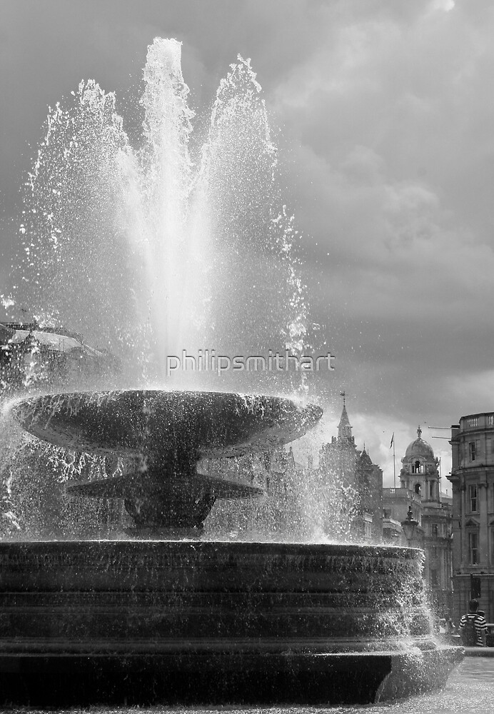 Fountain by philipsmithart