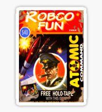 RobCo Fun #01 Sticker