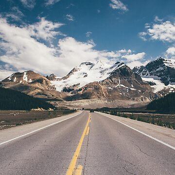 Viaje por la montaña de vacaciones de TravelDream