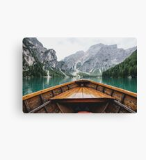 Live the Adventure - Wild and Free Canvas Print