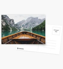 Live the Adventure - Wild and Free Postcards