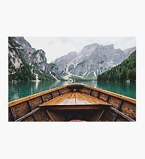 Live the Adventure - Wild and Free Photographic Print