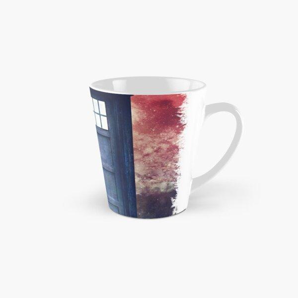 Police Blue Box Tee The Doctor T-Shirt Tall Mug