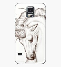 Andalusian Horse Drawing Case/Skin for Samsung Galaxy