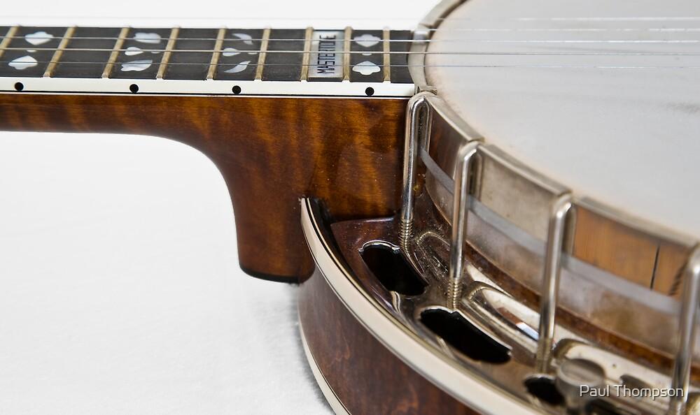 Gibson Earl Scruggs Mastertone Banjo - 11 by Paul Thompson