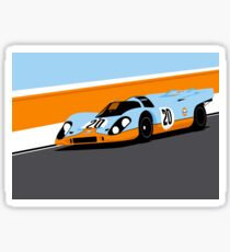 917: Le Mans Sticker
