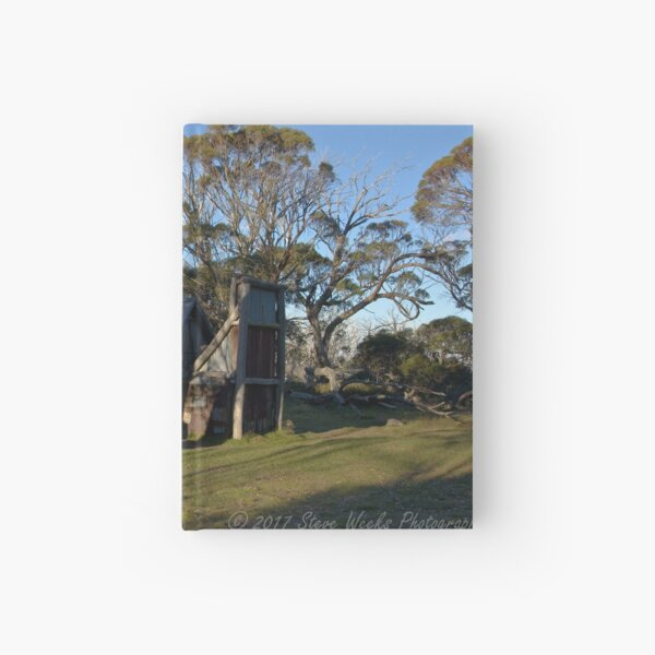 Wallace Hut Hardcover Journal