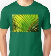 Tropical Palm Leafs Unisex T-Shirt