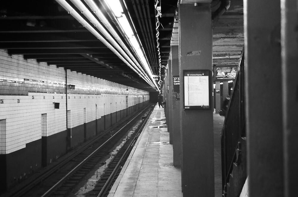 NYC by Darwin Deleon