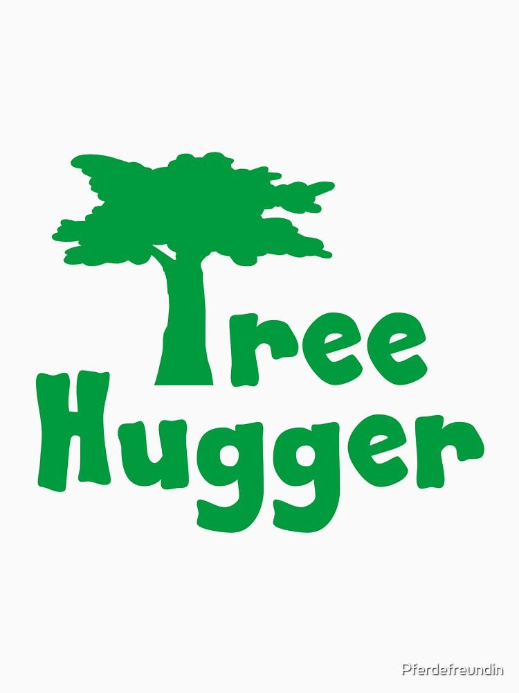 Tree Hugger by Pferdefreundin