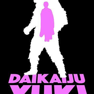 DAIKAIJU YUKI - Logo by raffleupagus