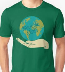 Save The Earth Unisex T-Shirt