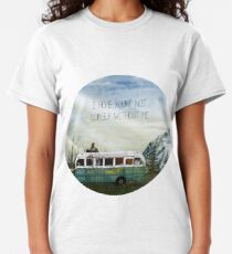Without Me Classic T-Shirt