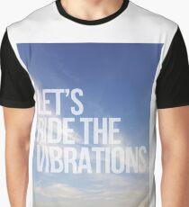 VIBRATIONS. Graphic T-Shirt