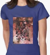 The Morrigan Womens Fitted T-Shirt