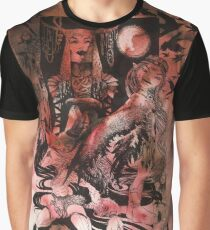 The Morrigan Graphic T-Shirt