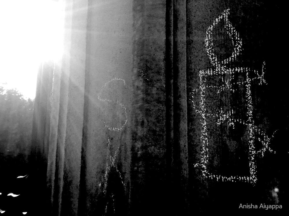international by Anisha Aiyappa