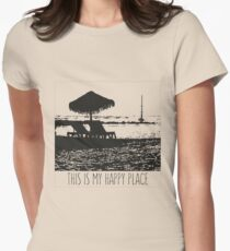 Beach - This is my happy place T-Shirt