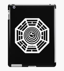Dharma Initiative Logo (Lost TV Show) iPad Case/Skin